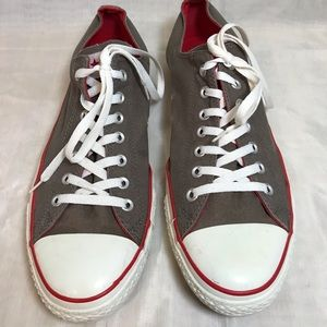 Coverse All Star Brown low cut mens size 13